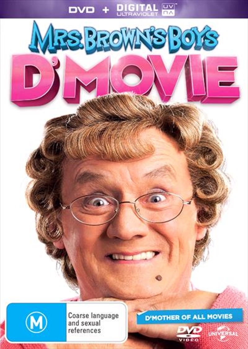 Mrs. Brown's Boys D'movie | DVD