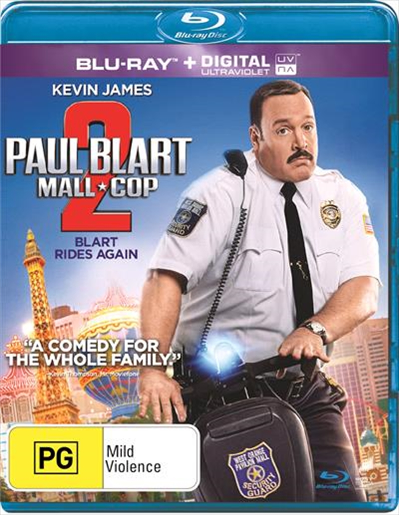 Paul Blart - Mall Cop 2 | Blu-ray