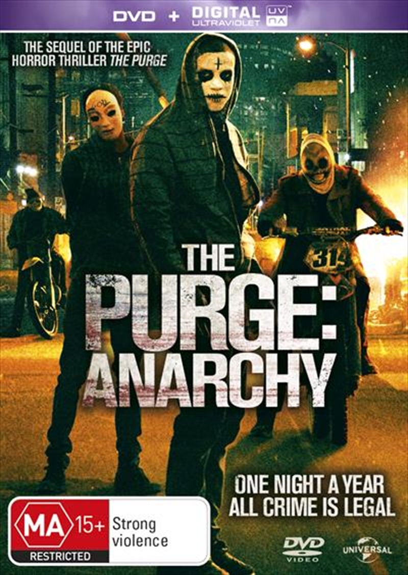 Purge - Anarchy, The | DVD