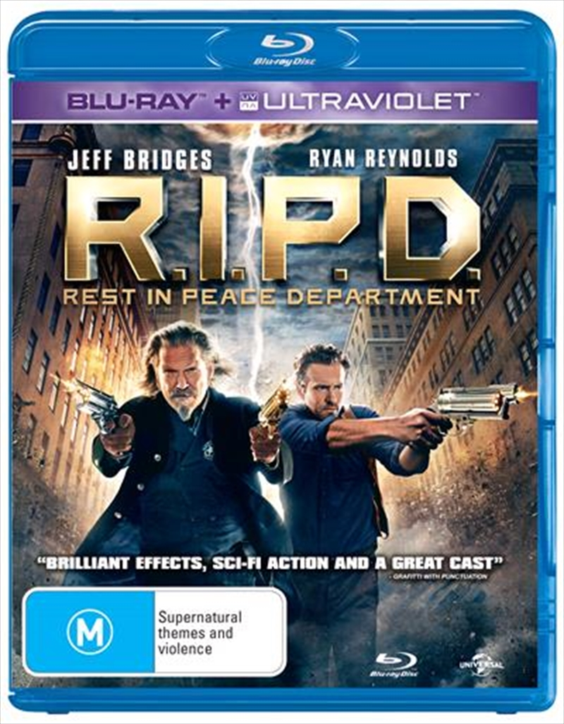 R.I.P.D. | Blu-ray