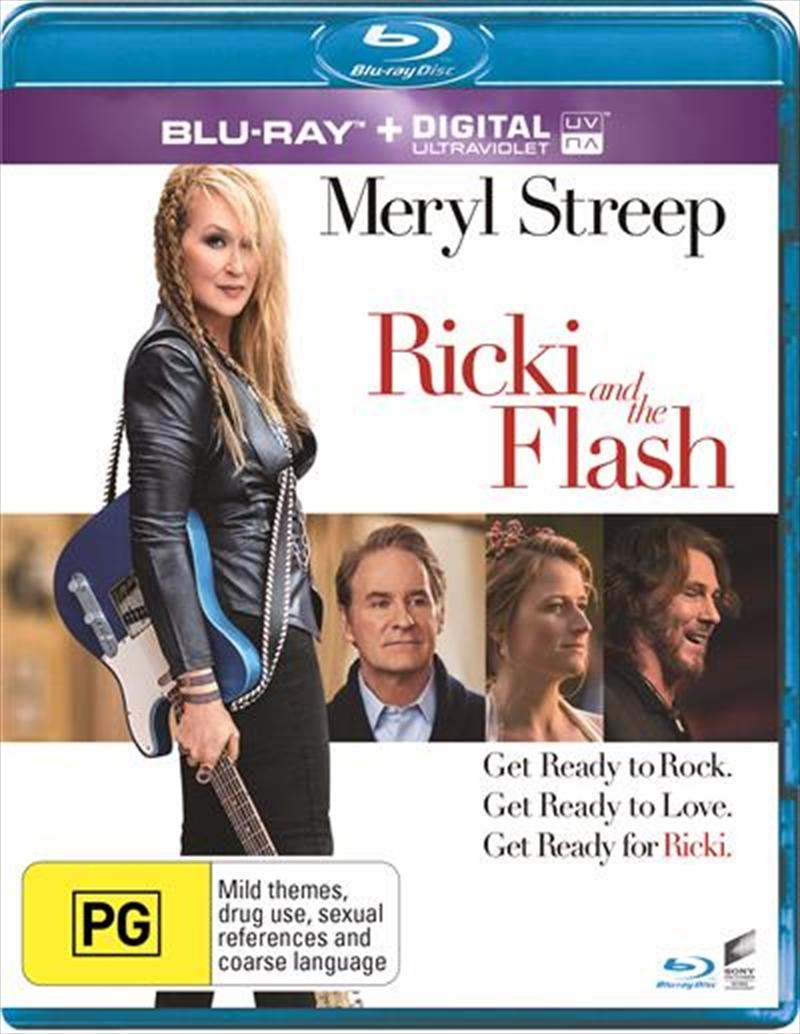 Ricki And The Flash | Blu-ray