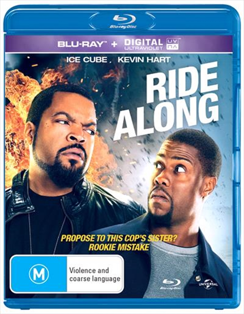 Ride Along | Blu-ray