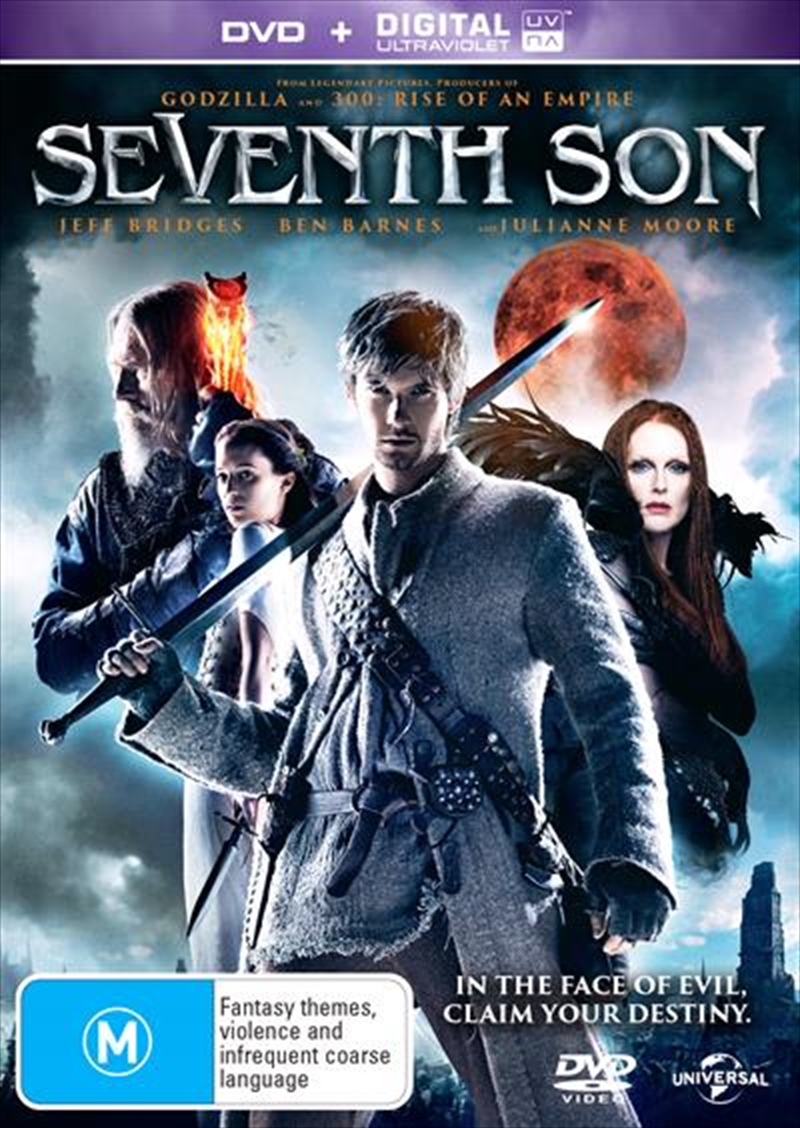 Seventh Son | DVD