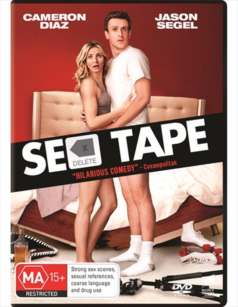 Sex Tape | DVD