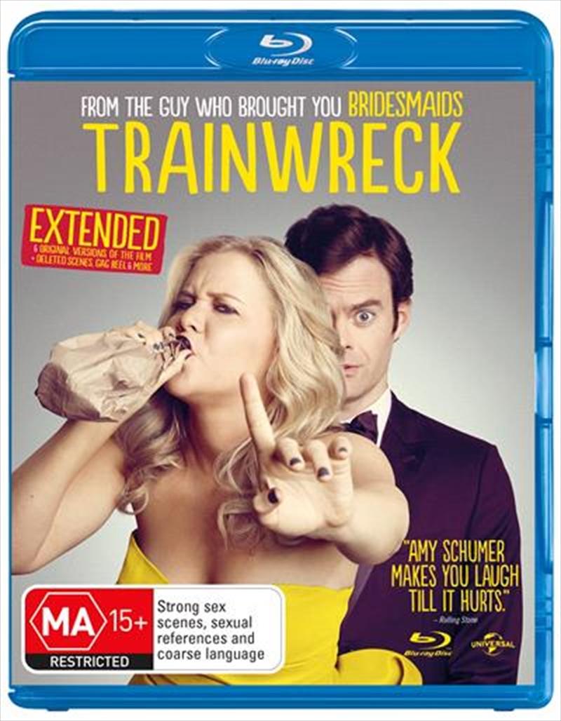 Trainwreck | Blu-ray