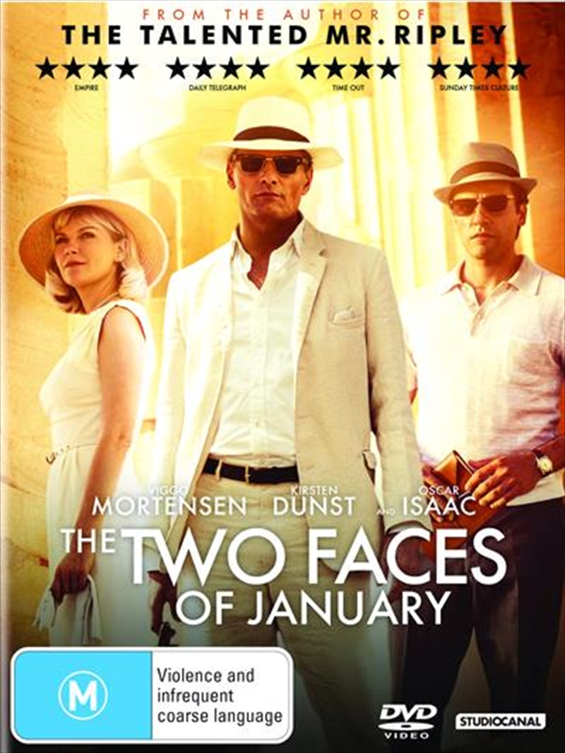 Two Faces Of January, The | DVD