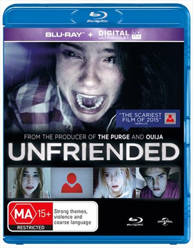 Unfriended | Blu-ray