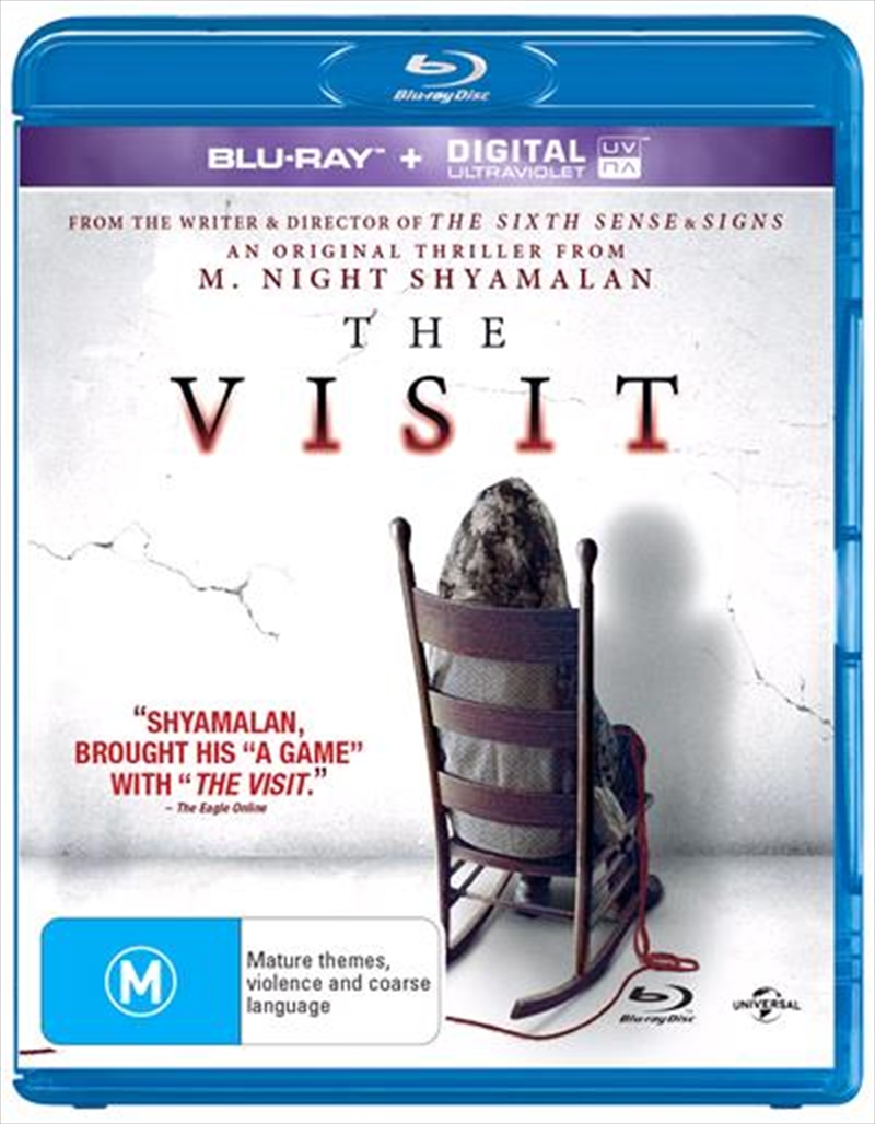 Visit, The | Blu-ray