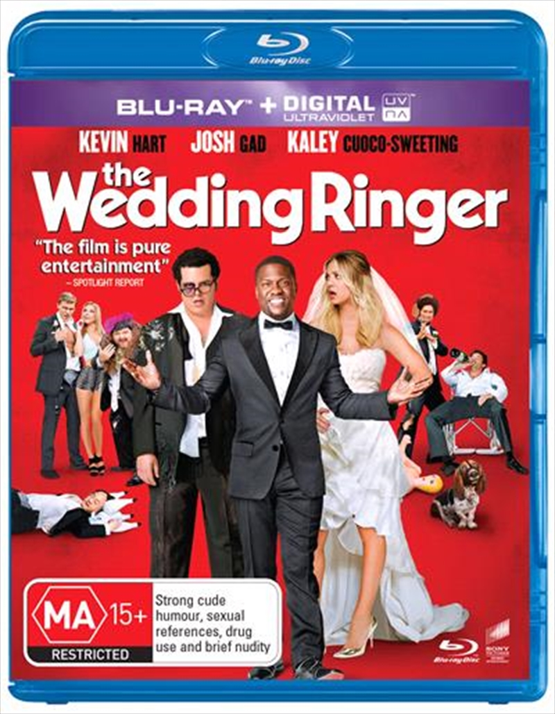 Wedding Ringer, The | Blu-ray