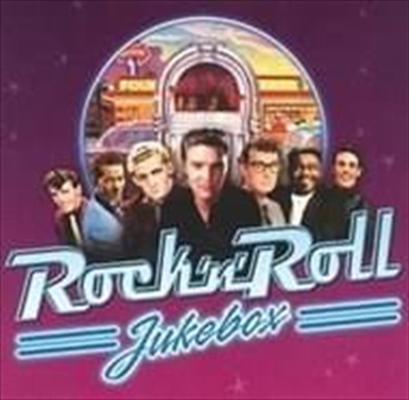 Rock N Roll Jukebox | Vinyl