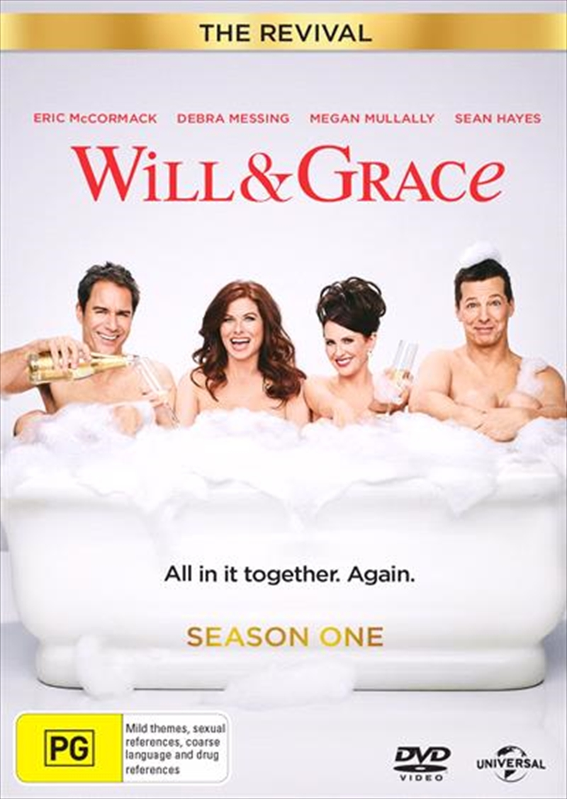 Will And Grace - The Revival - Season 1 | DVD
