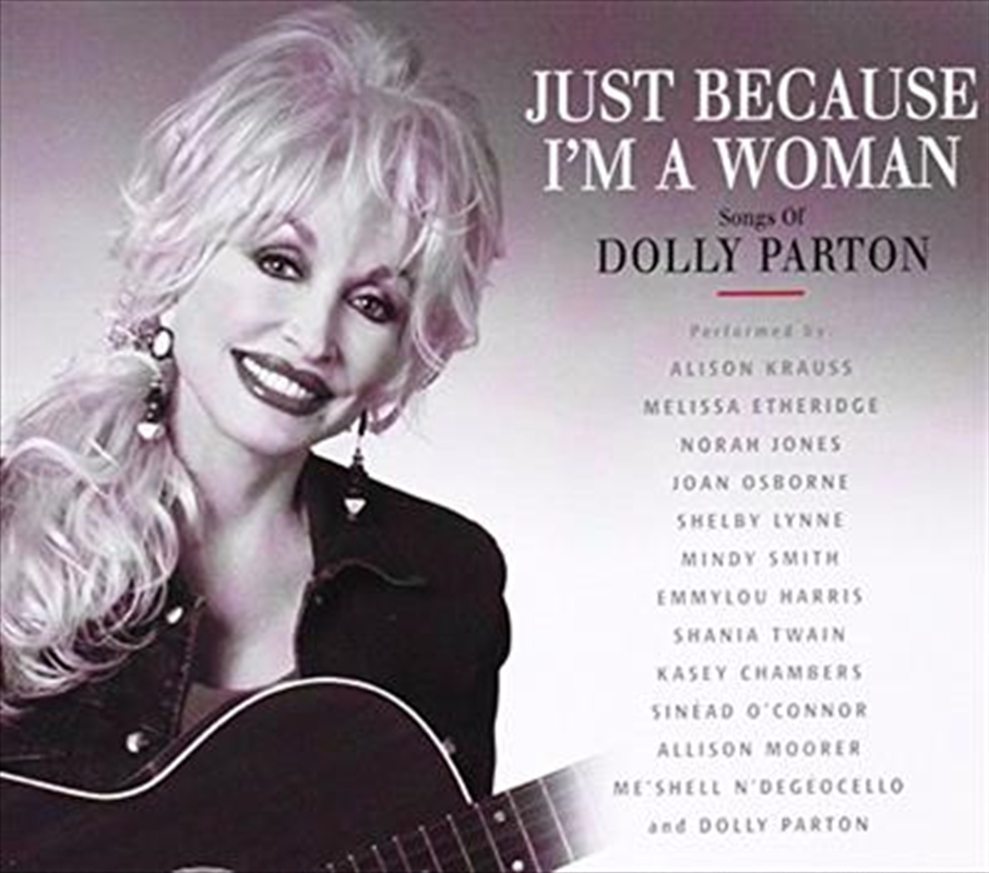 Just Because Im A Woman | CD
