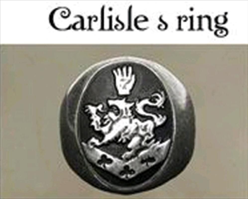 Twilight - Jewellery Carlisle's Ring   Apparel