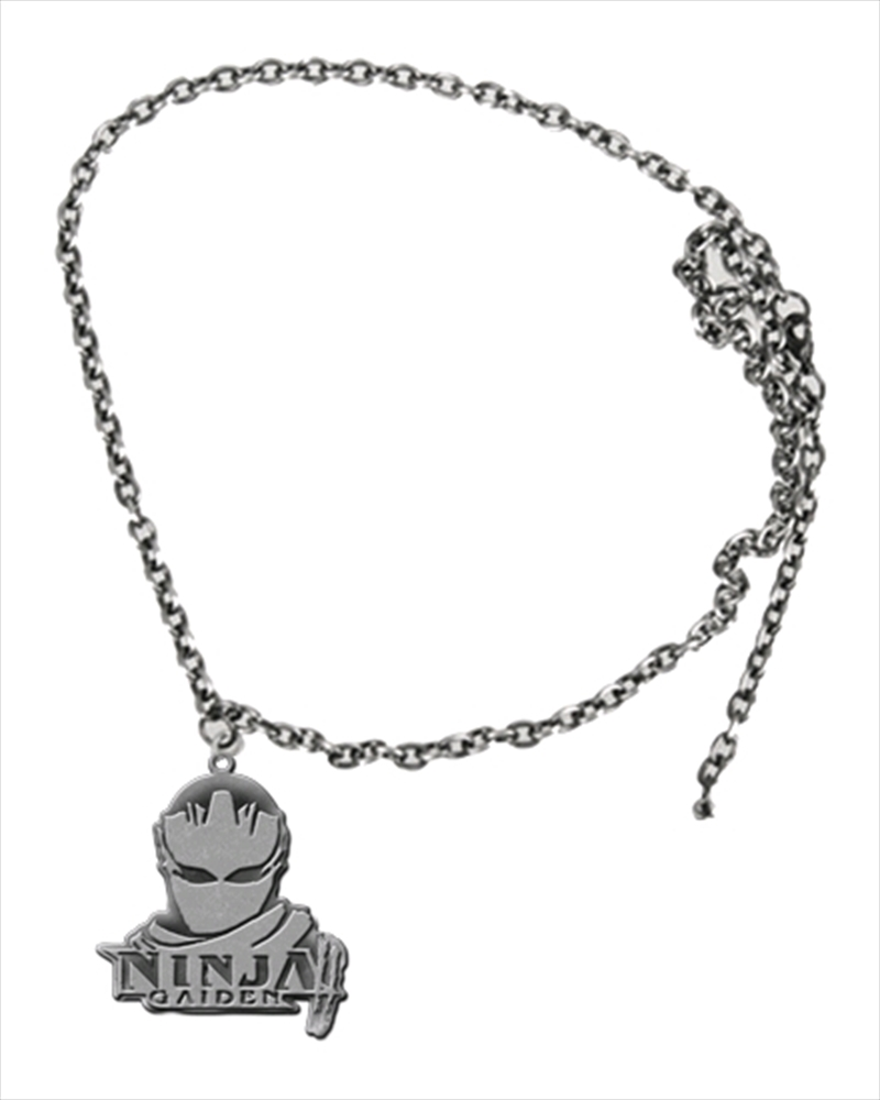 Ninja Gaiden - Logo Chain Necklace | Apparel