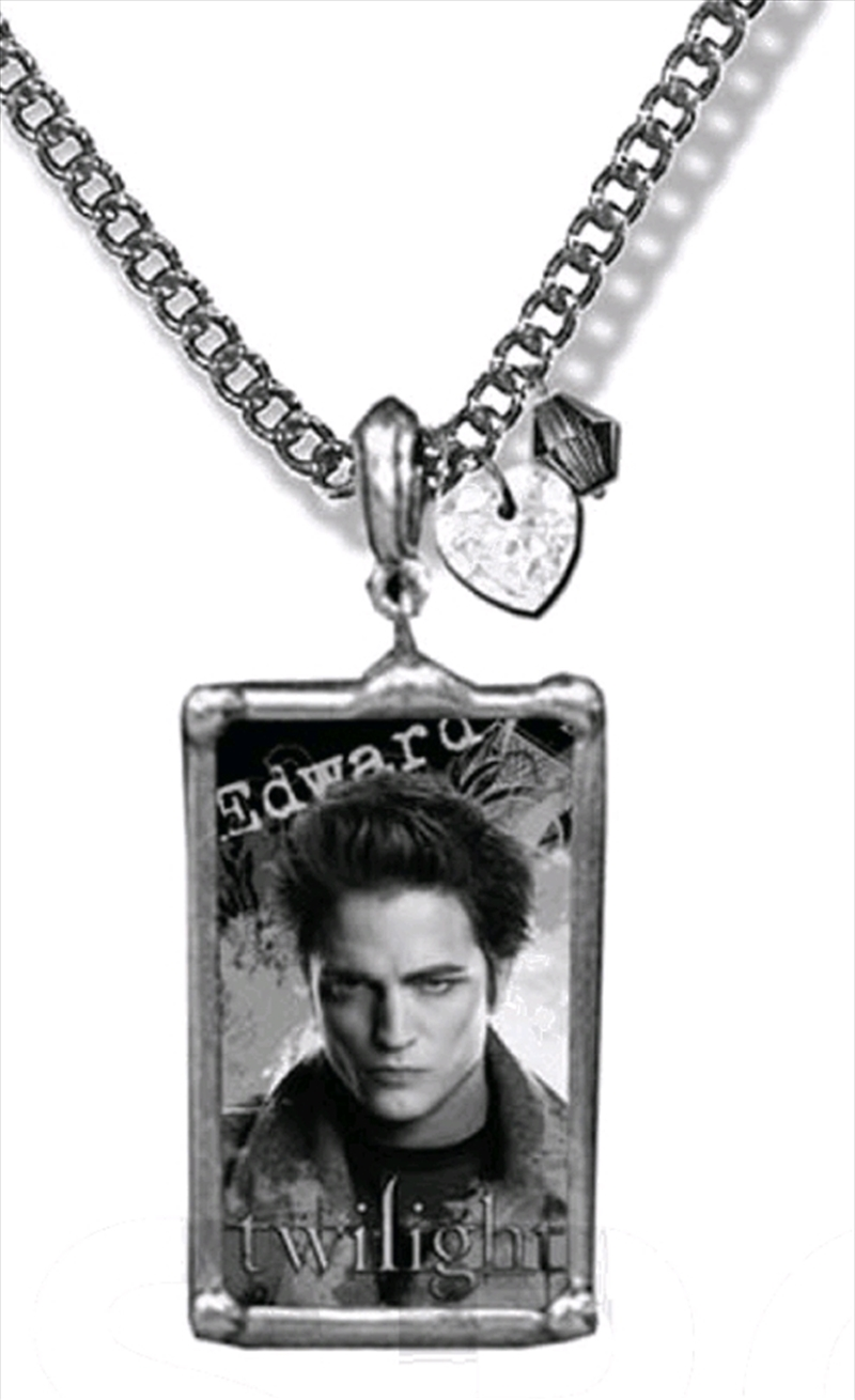 Twilight - Jewellery Charm Necklace Edward Cullen | Apparel