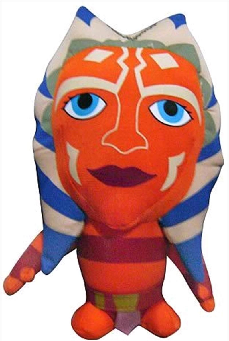 Star Wars - The Clone Wars - Ahsoka Deformed Plush | Merchandise