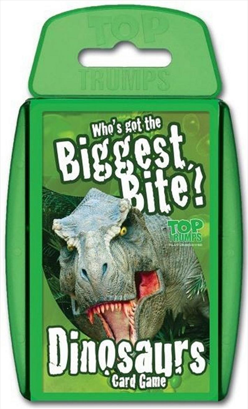 Dinosaurs - Top Trumps | Merchandise