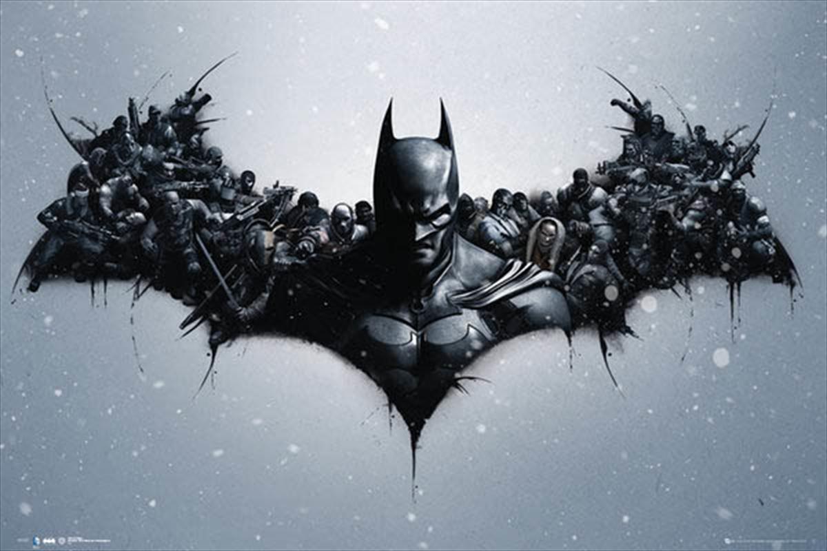 Batman Arkham Origins - Bat | Merchandise