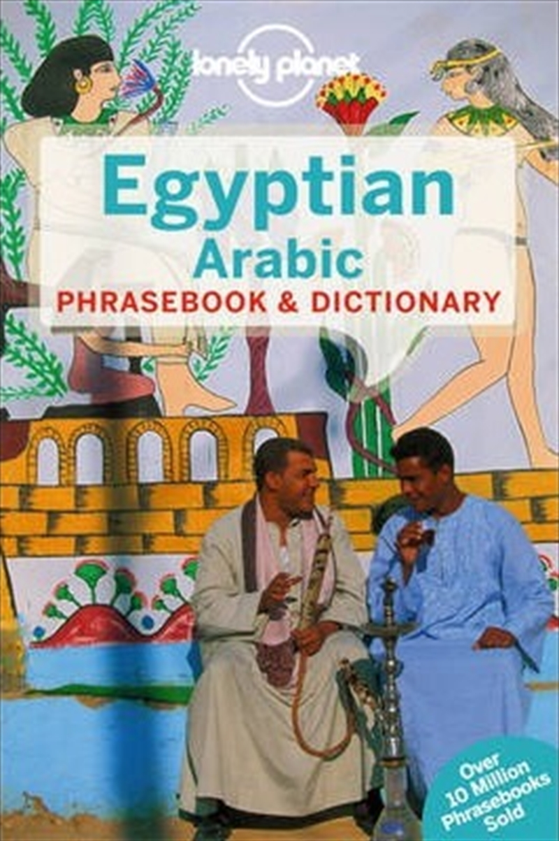 Lonely Planet Egyptian Arabic Phrasebook | Paperback Book