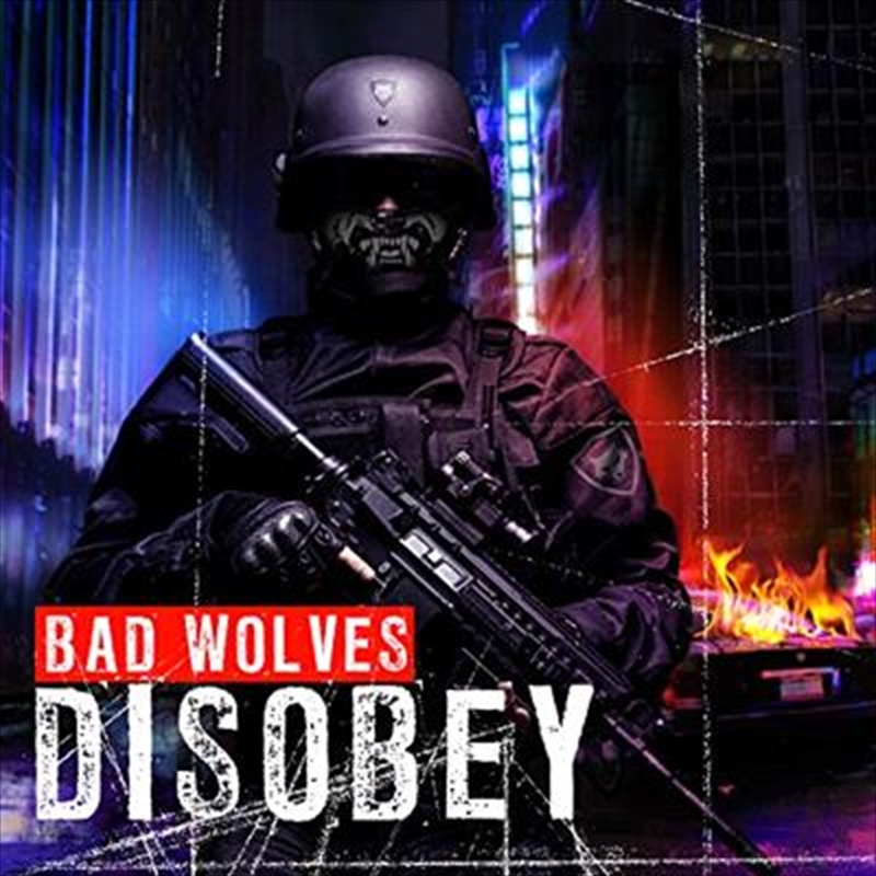 Disobey | CD