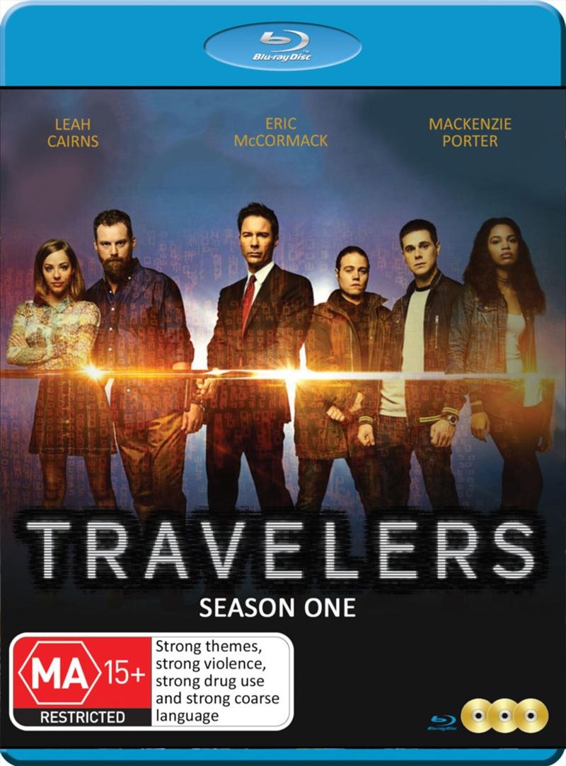 Travelers - Season 1 | Blu-ray