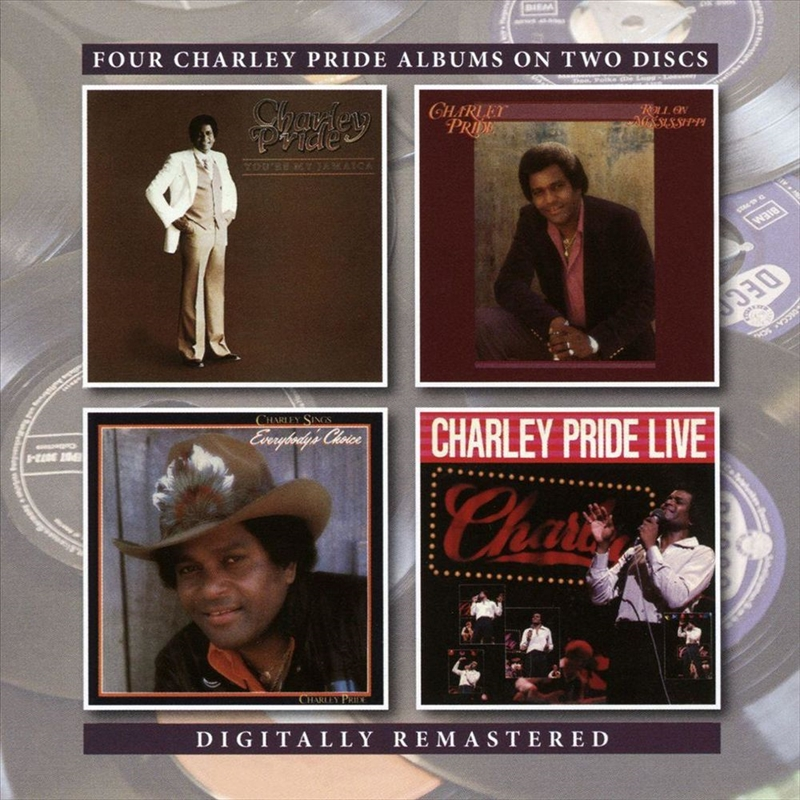 You're My Jamaica - Roll On Mississippi - Charley | CD
