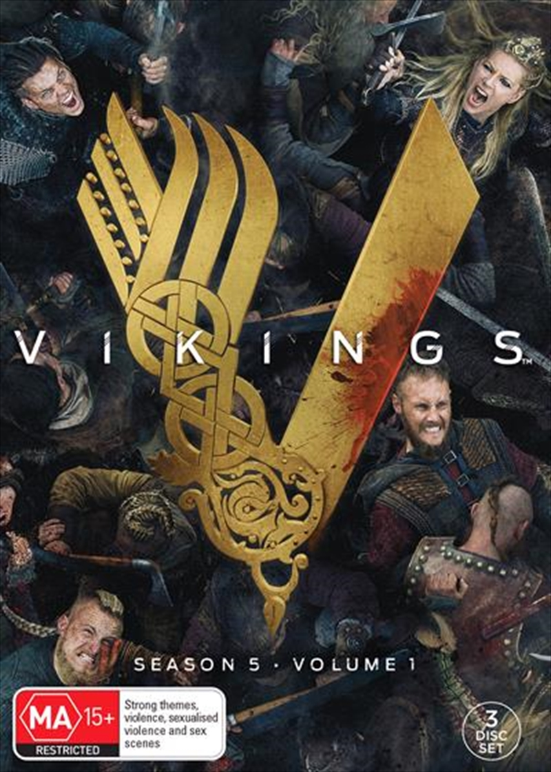 Vikings netflix season 5
