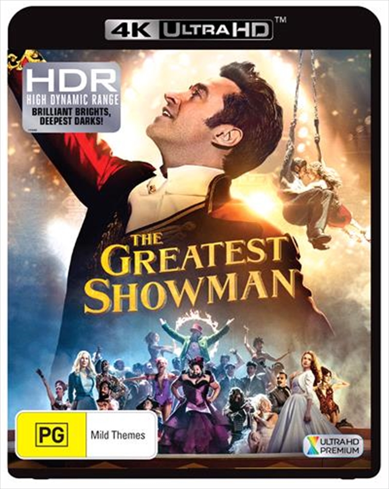 Greatest Showman, The | UHD