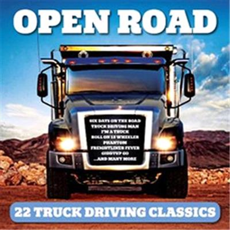 Open Road | CD