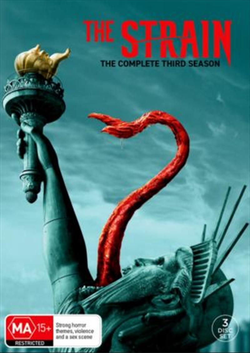 Strain - Season 3, The   DVD