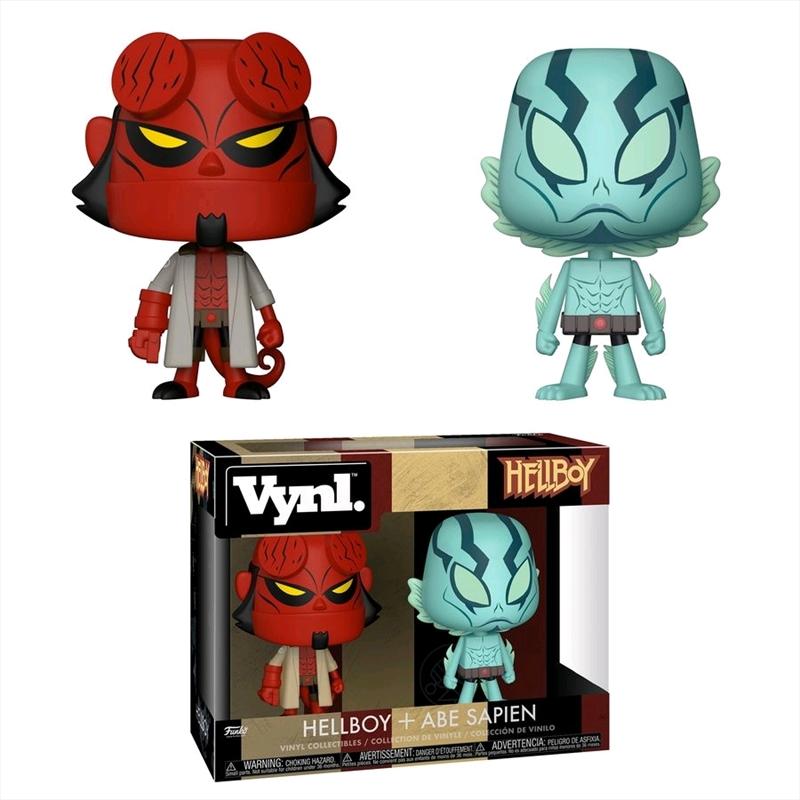 Hellboy - Hellboy & Abe Sapien Vynl. | Merchandise