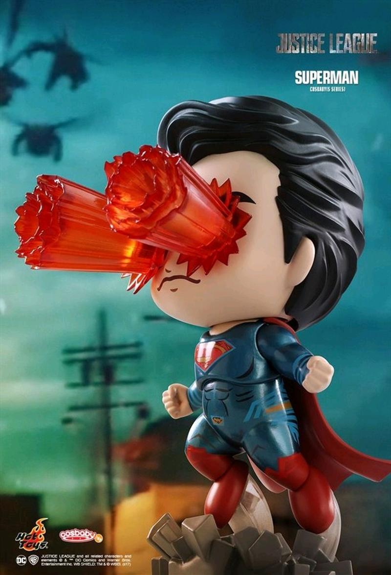 Justice League Movie - Superman Cosbaby | Merchandise