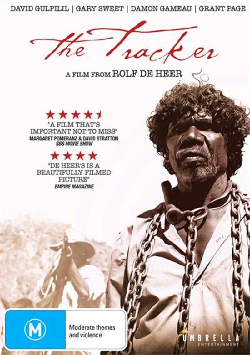 Tracker, The | DVD