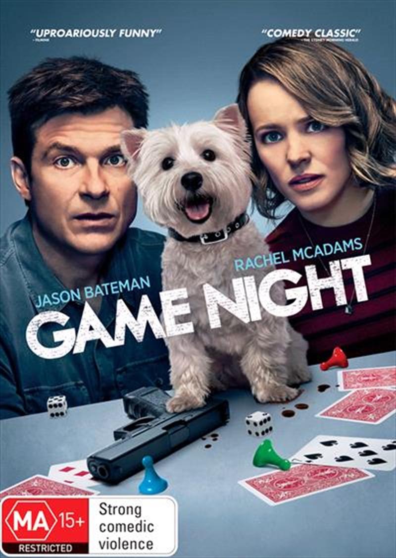 Game Night | DVD