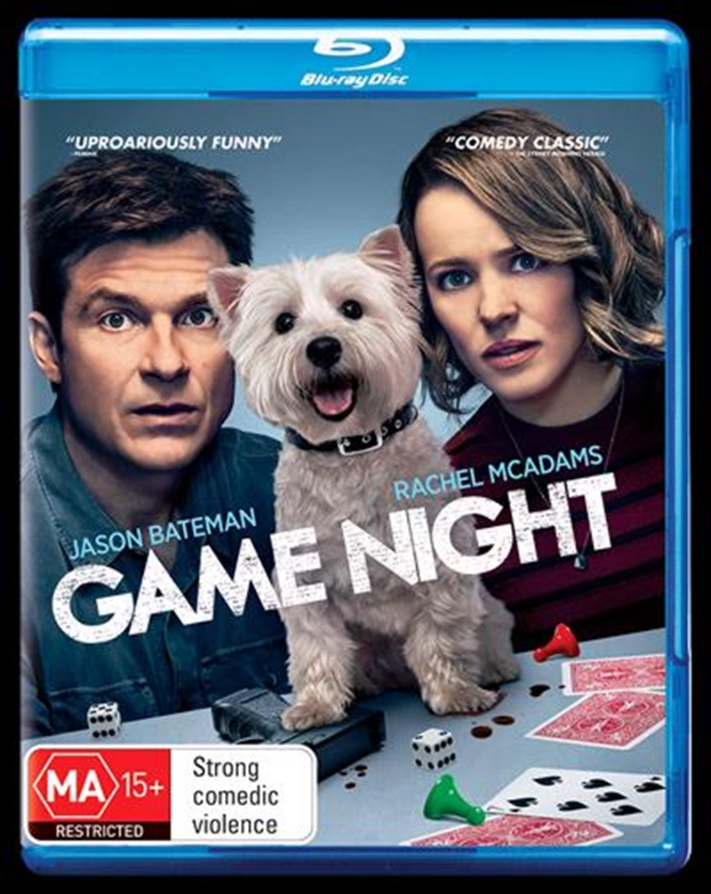 Game Night | Blu-ray