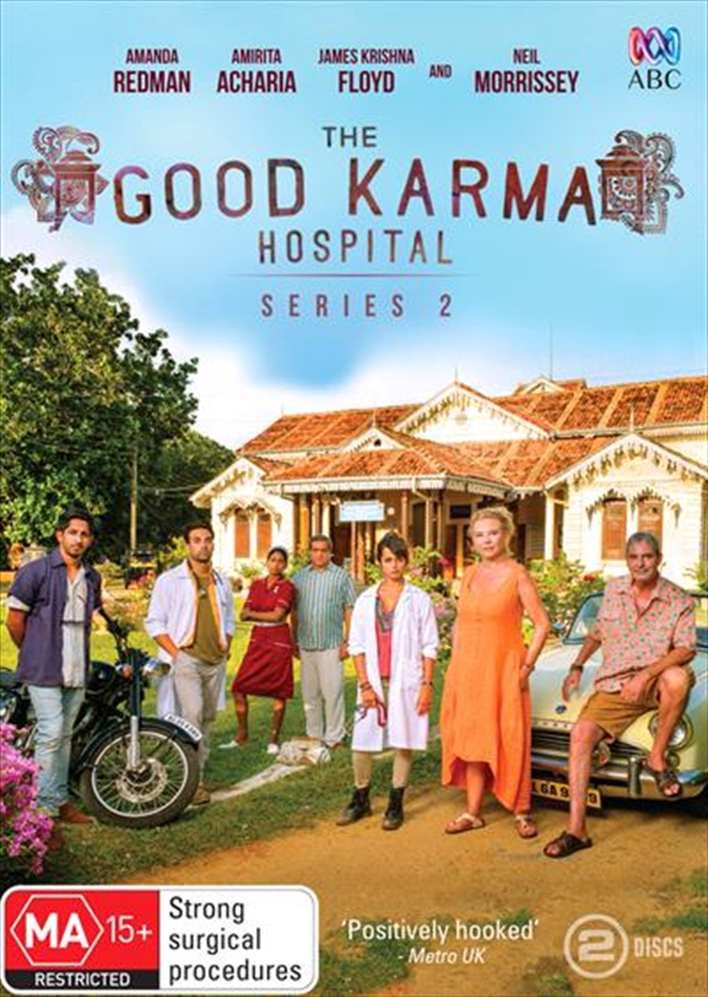 Good Karma Hospital - Season 2, The | DVD