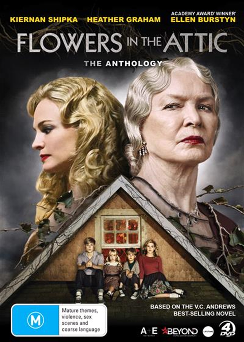 Flowers In The Attic Anthology Collection | DVD