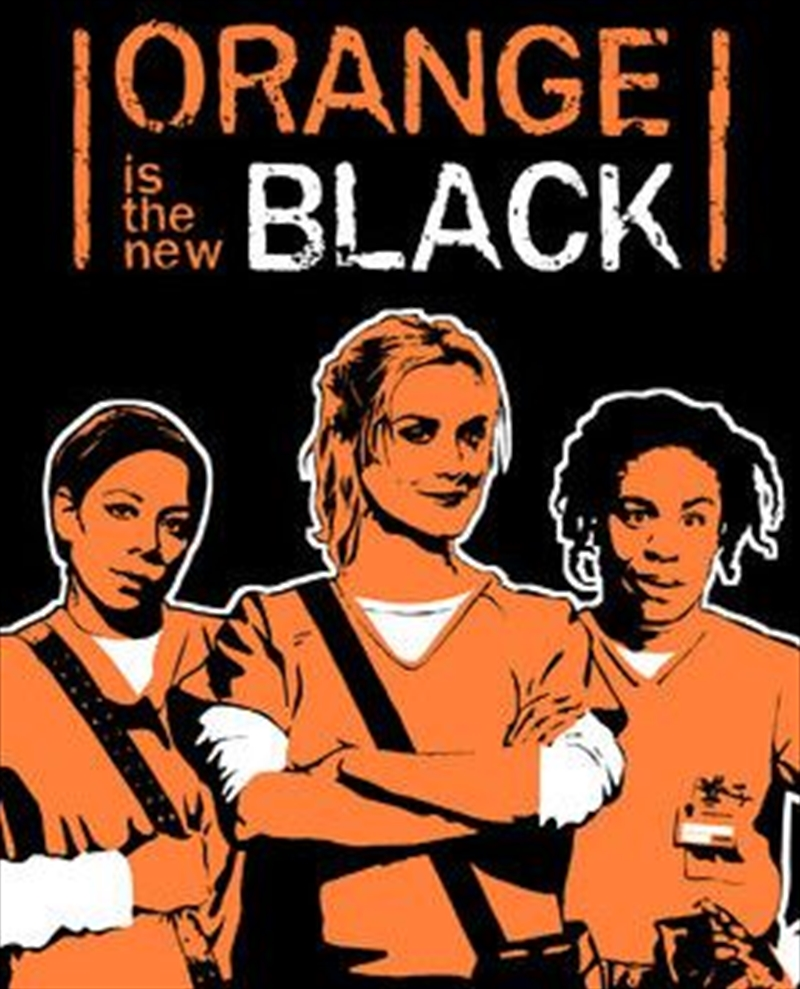 Orange Is The New Black Season 6 Future Release Dvd Sanity