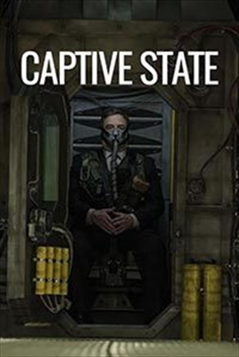 Captive State   DVD
