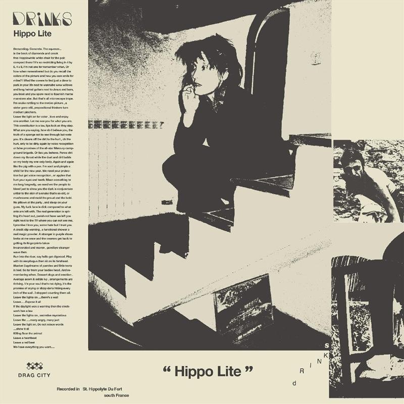 Hippo Lite - Cassette   Cassette