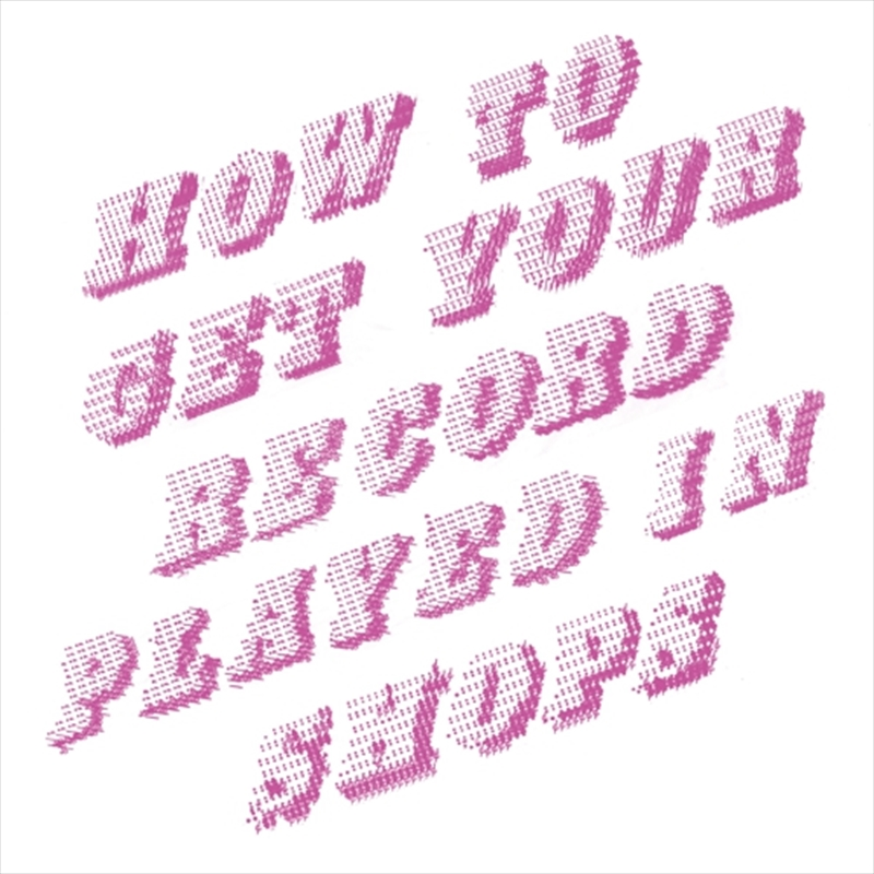 How To Get Your Record Played In Shops - Cassette | Cassette