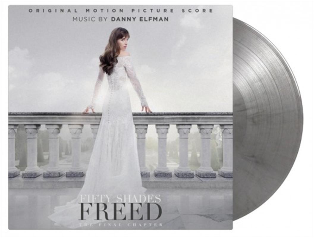 Fifty Shades Freed   Vinyl