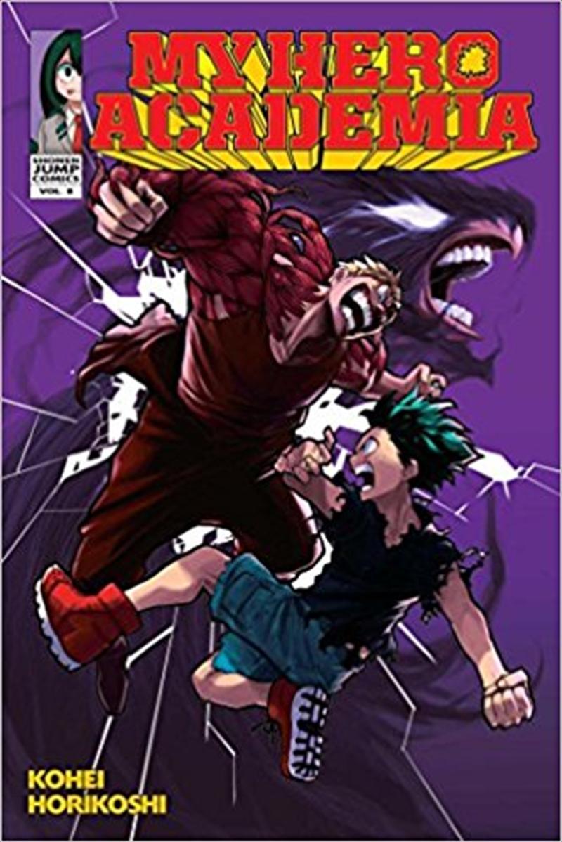 My Hero Academia - Volume 9 | Paperback Book