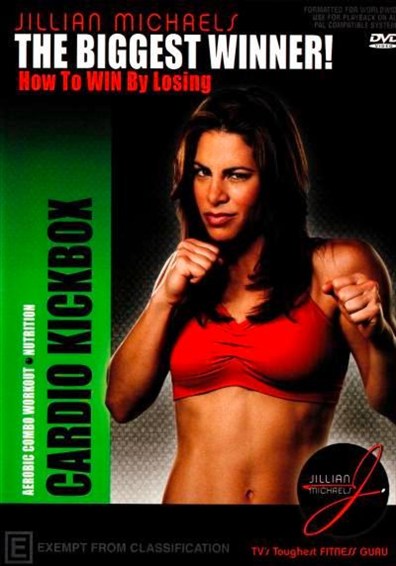 The Biggest Winner - Cardio Kick Box | DVD
