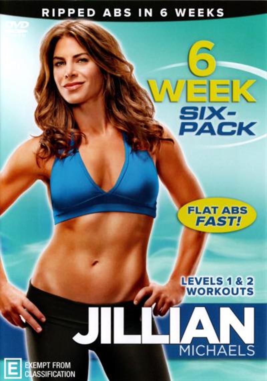 Six Week Six Pack | DVD