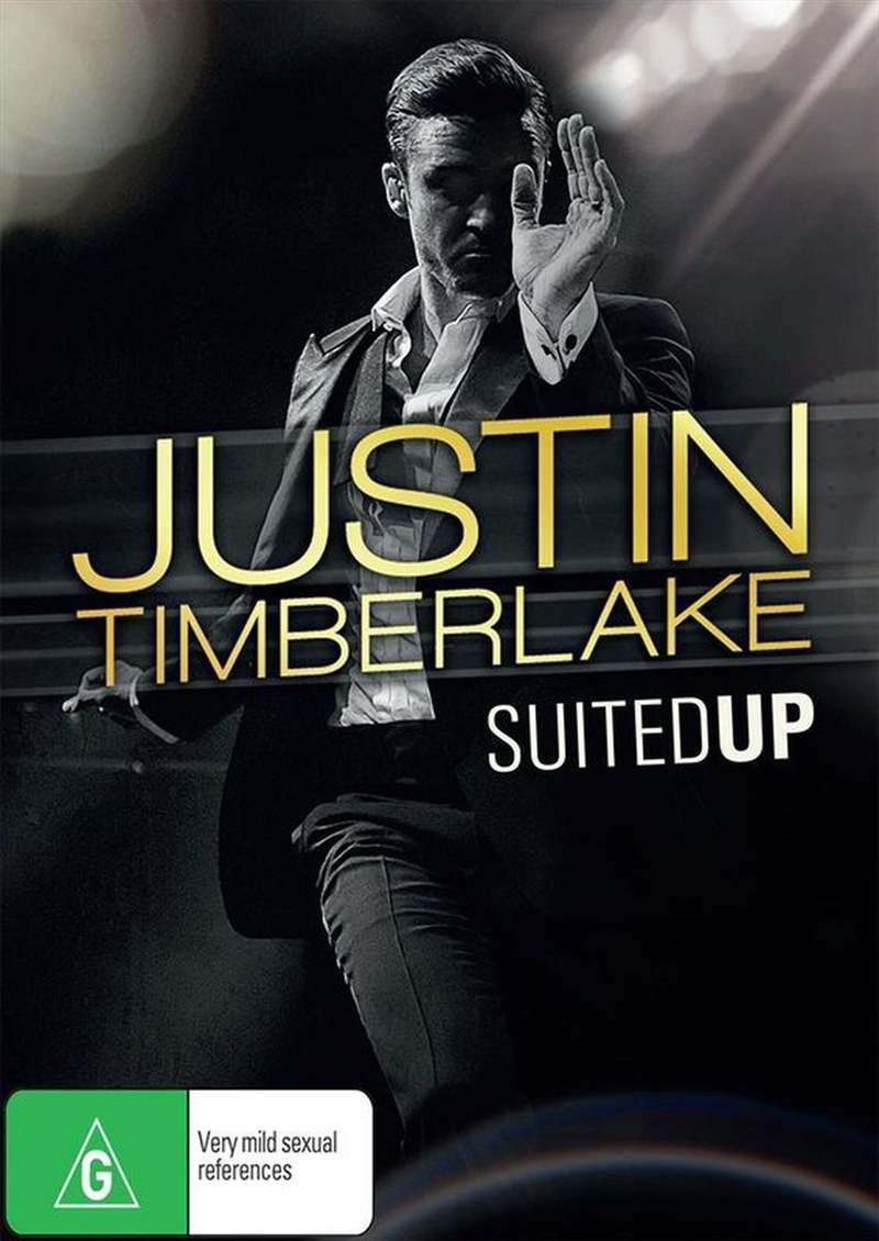 Suited Up   DVD