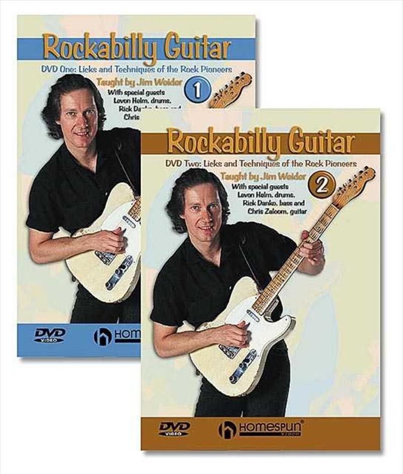 Rockabilly Guitar | DVD