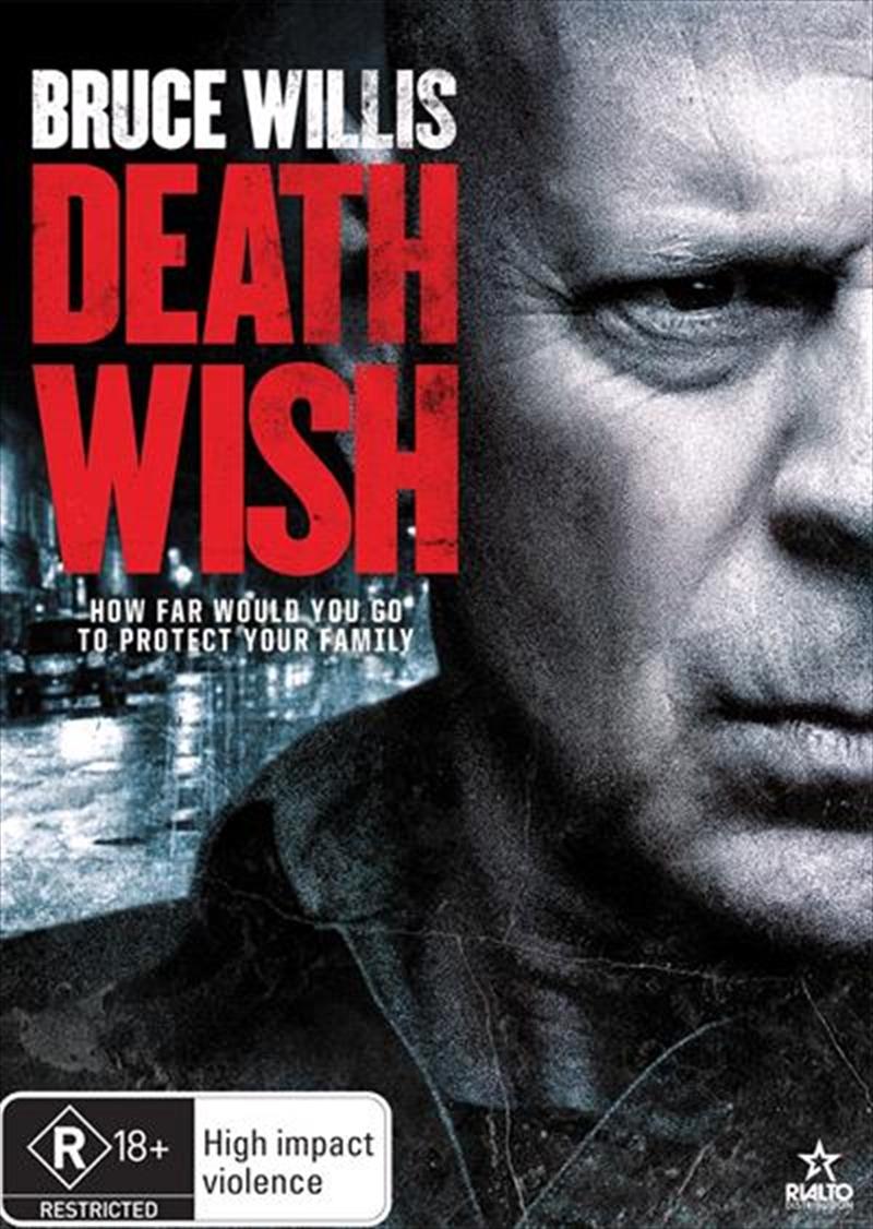 Death Wish | DVD