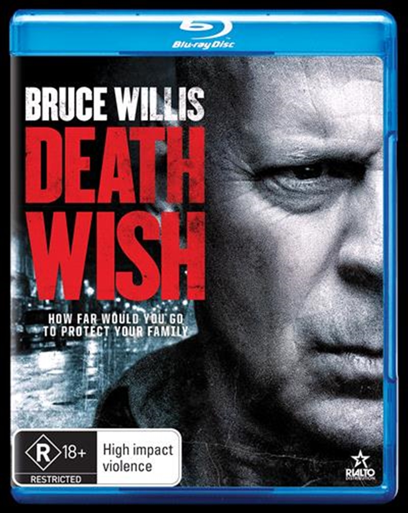 Death Wish | Blu-ray