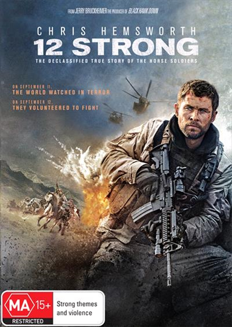 12 Strong | DVD